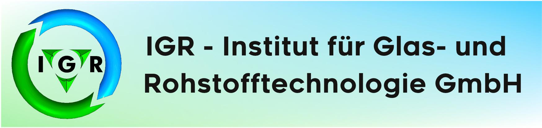 IGR Institut für Glas- und Rohstofftechnologie GmbH